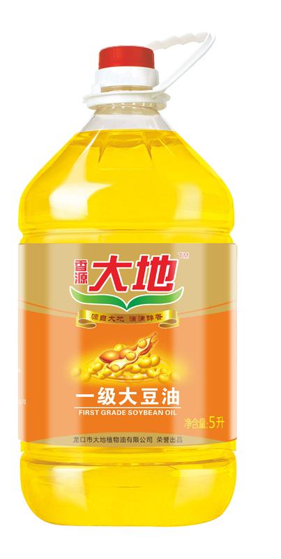 大豆油5L